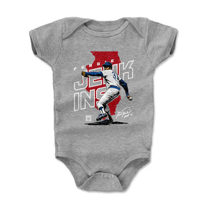 Fergie Jenkins Kids Baby Onesie | 500 LEVEL