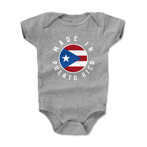 Puerto Rico Kids Baby Onesie | 500 LEVEL