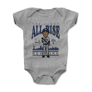 Aaron Judge Kids Baby Onesie | 500 LEVEL