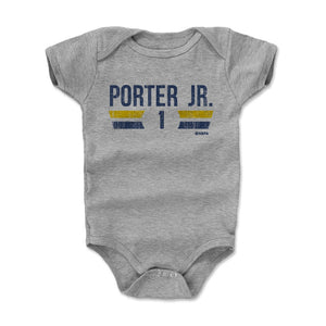 Michael Porter Jr. Kids Baby Onesie | 500 LEVEL