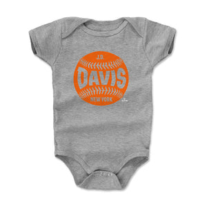 J.D. Davis Kids Baby Onesie | 500 LEVEL