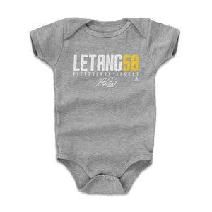 Kris Letang Kids Baby Onesie | 500 LEVEL