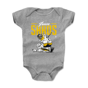 Juuse Saros Kids Baby Onesie | 500 LEVEL