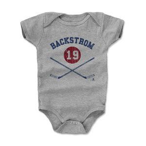 Nicklas Backstrom Kids Baby Onesie | 500 LEVEL
