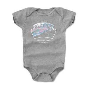 Glacier National Park Kids Baby Onesie | 500 LEVEL