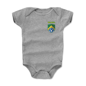 Brazil Kids Baby Onesie | 500 LEVEL
