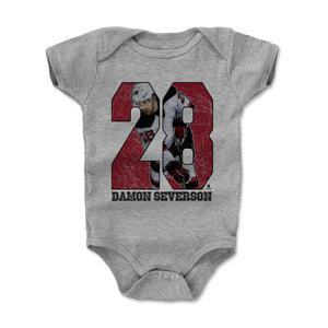 Damon Severson Kids Baby Onesie | 500 LEVEL