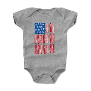 4th of July BBQ Kids Baby Onesie | 500 LEVEL