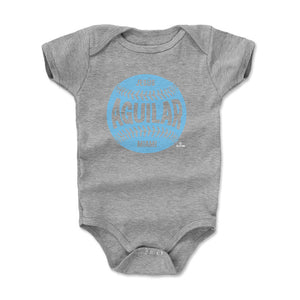 Jesus Aguilar Kids Baby Onesie | 500 LEVEL