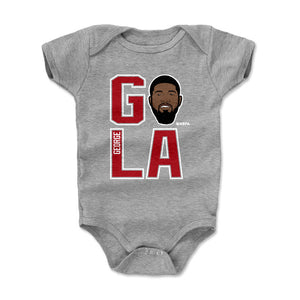 Paul George Kids Baby Onesie | 500 LEVEL