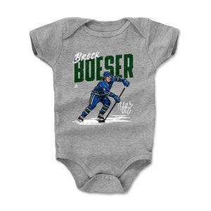 Brock Boeser Kids Baby Onesie | 500 LEVEL