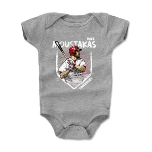 Mike Moustakas Kids Baby Onesie | 500 LEVEL