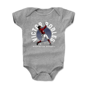 Victor Robles Kids Baby Onesie | 500 LEVEL