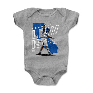 Terrell Lewis Kids Baby Onesie | 500 LEVEL