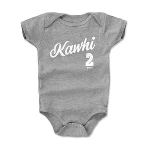 Kawhi Leonard Kids Baby Onesie | 500 LEVEL