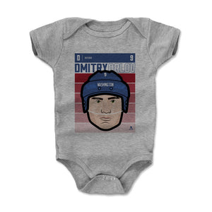 Dmitry Orlov Kids Baby Onesie | 500 LEVEL
