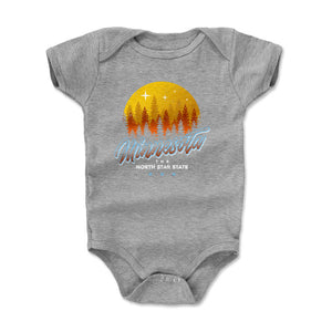 Minnesota Kids Baby Onesie | 500 LEVEL
