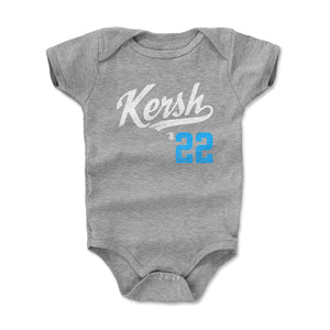 Clayton Kershaw Kids Baby Onesie | 500 LEVEL