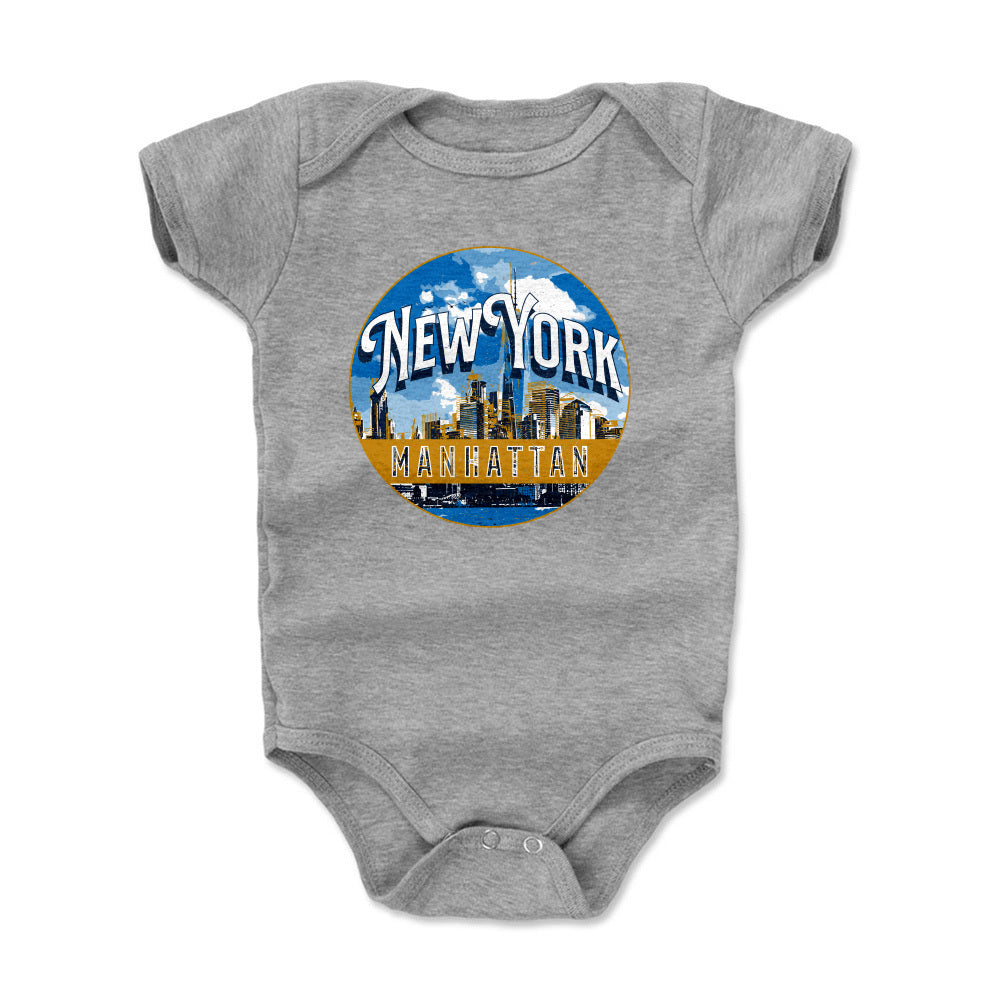 Manhattan Kids Baby Onesie | 500 LEVEL