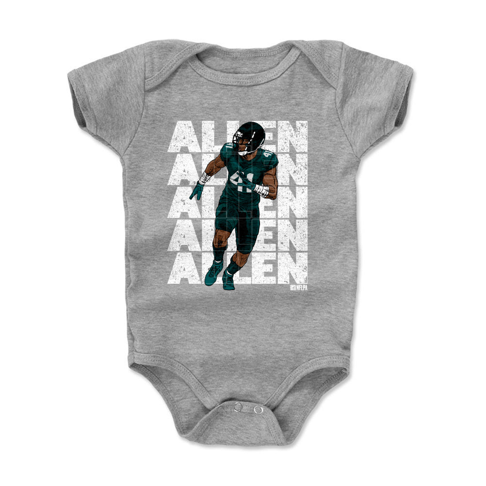 Josh Allen Kids Baby Onesie | 500 LEVEL