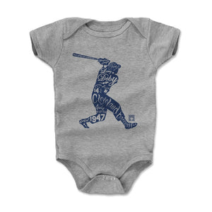 Larry Doby Kids Baby Onesie | 500 LEVEL