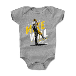Mike Williams Kids Baby Onesie | 500 LEVEL