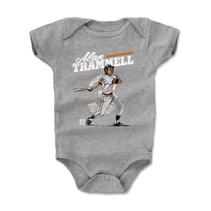 Alan Trammell Kids Baby Onesie | 500 LEVEL