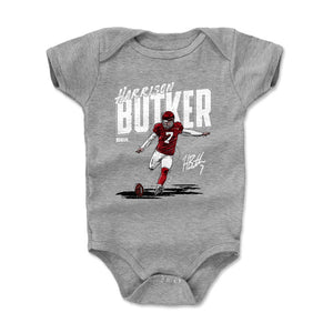 Harrison Butker Kids Baby Onesie | 500 LEVEL