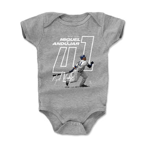 Miguel Andujar Kids Baby Onesie | 500 LEVEL