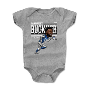 DeForest Buckner Kids Baby Onesie | 500 LEVEL