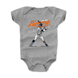Brandon Nimmo Kids Baby Onesie | 500 LEVEL
