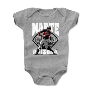 Ketel Marte Kids Baby Onesie | 500 LEVEL