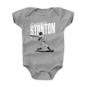 Giancarlo Stanton Kids Baby Onesie | 500 LEVEL