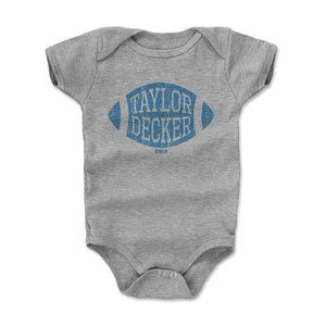 Taylor Decker Kids Baby Onesie | 500 LEVEL