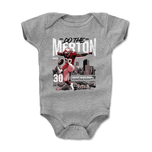 Jeff Wilson Jr. Kids Baby Onesie | 500 LEVEL