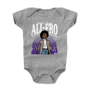 Marlon Humphrey Kids Baby Onesie | 500 LEVEL