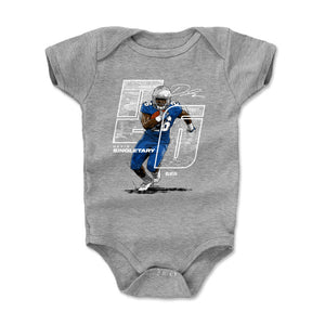 Devin Singletary Kids Baby Onesie | 500 LEVEL