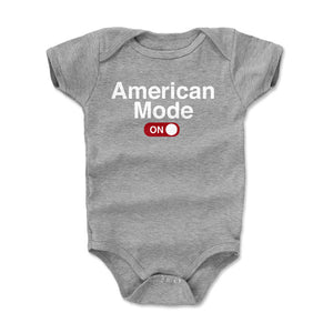 Funny USA Kids Baby Onesie | 500 LEVEL