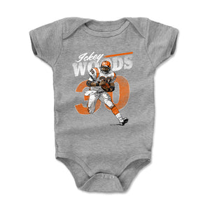 Ickey Woods Kids Baby Onesie | 500 LEVEL
