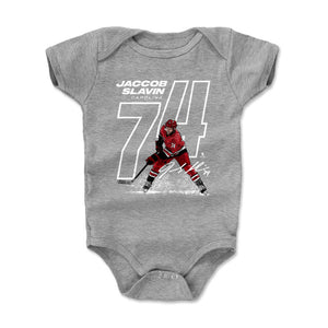 Jaccob Slavin Kids Baby Onesie | 500 LEVEL