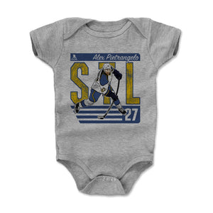 Alex Pietrangelo Kids Baby Onesie | 500 LEVEL