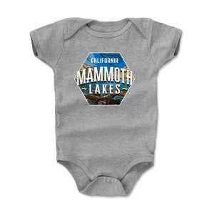 Mammoth Lakes Kids Baby Onesie | 500 LEVEL