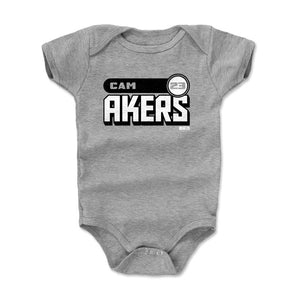 Cam Akers Kids Baby Onesie | 500 LEVEL
