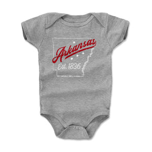 Arkansas Kids Baby Onesie | 500 LEVEL
