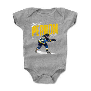 David Perron Kids Baby Onesie | 500 LEVEL