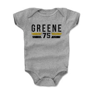 Mean Joe Greene Kids Baby Onesie | 500 LEVEL