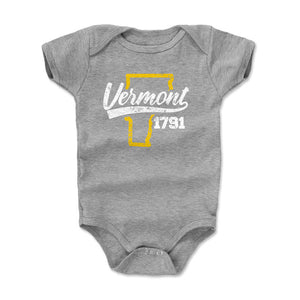 Vermont Kids Baby Onesie | 500 LEVEL