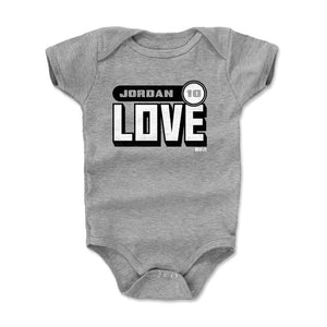 Jordan Love Kids Baby Onesie | 500 LEVEL