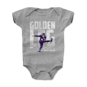 Justin Tucker Kids Baby Onesie | 500 LEVEL
