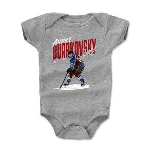 Andre Burakovsky Kids Baby Onesie | 500 LEVEL